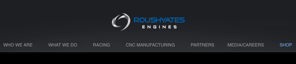 Roush Yates Engines